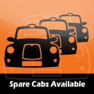 Spare Cabs Available