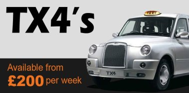 Affordable TX4 taxi rental
